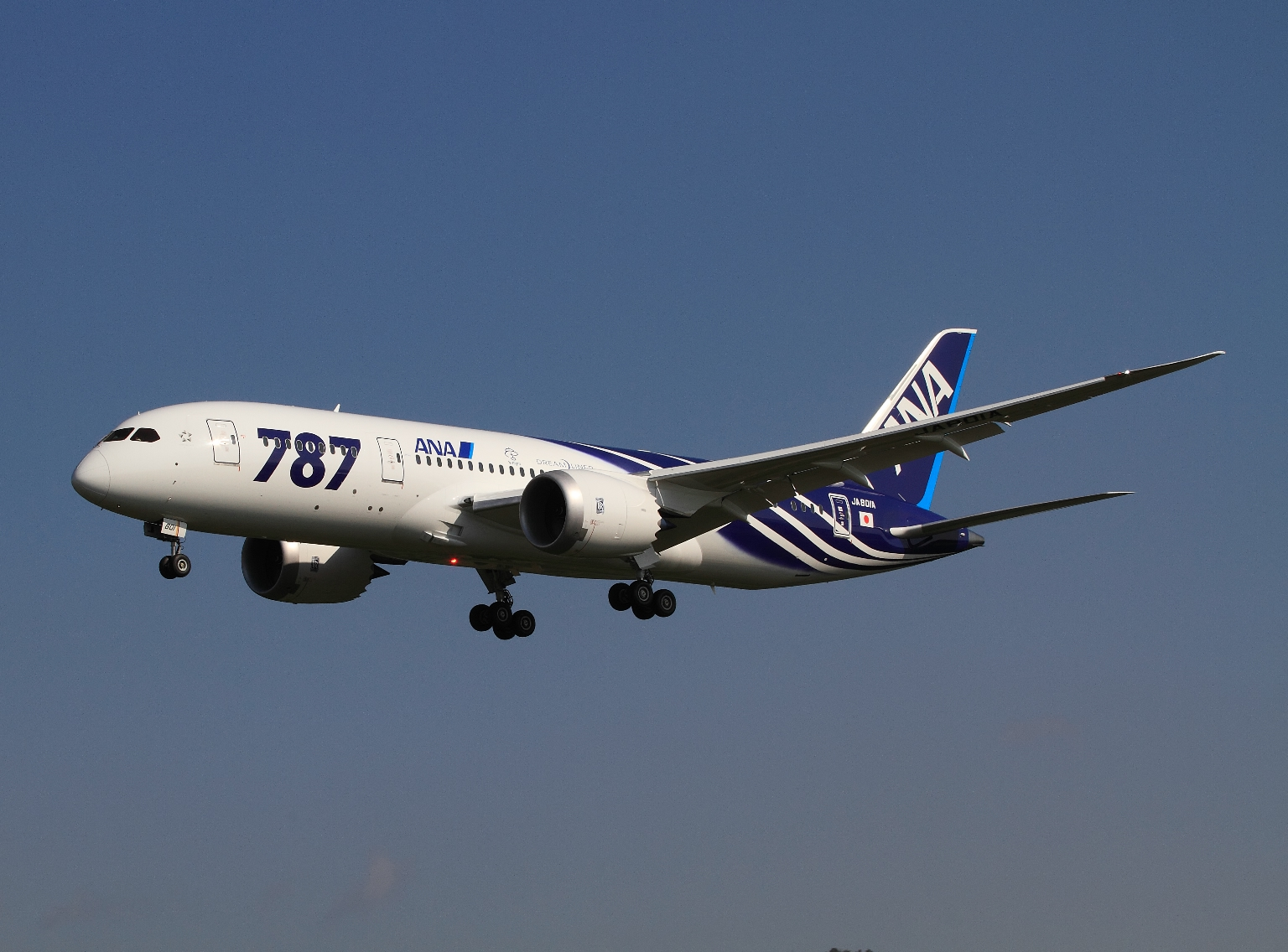All_Nippon_Airways_Boeing_787-8_Dreamliner_JA801A_OKJ